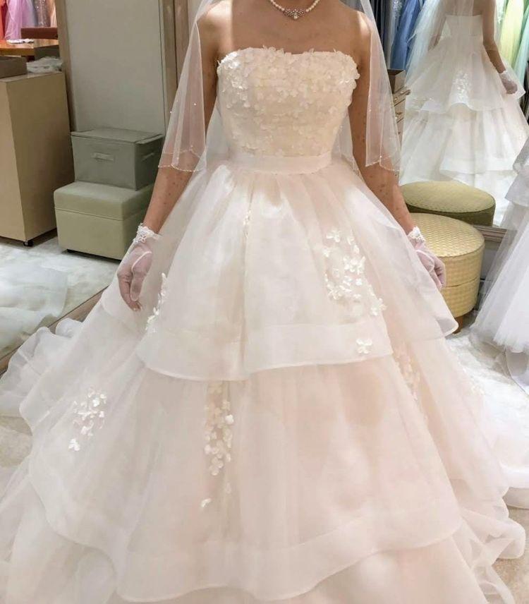 クチュールナオコ」クチュールナオコのオリジナルドレスです。こちらは ...