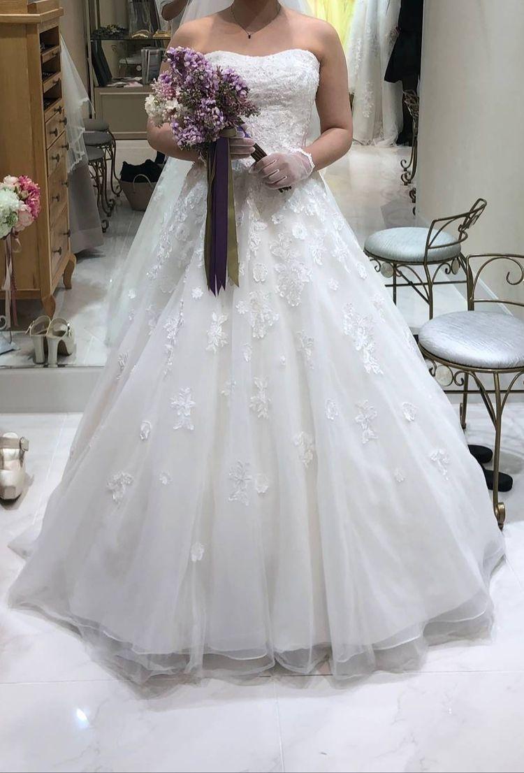ナチュラルかわいいドレス!