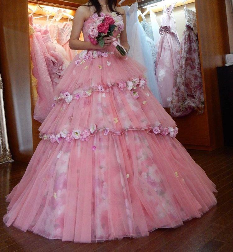 可愛い!!キュートなドレス