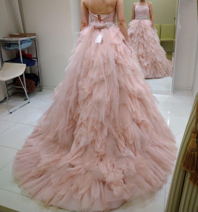 梨花さんデザインのドレス!