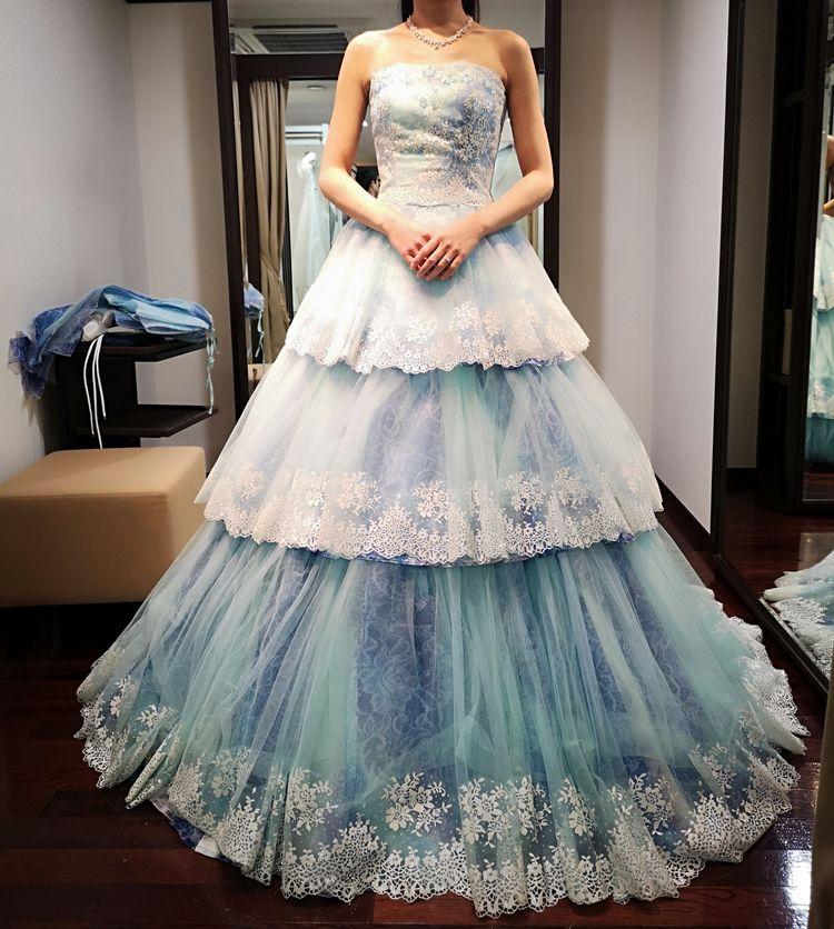 かわいいドレス