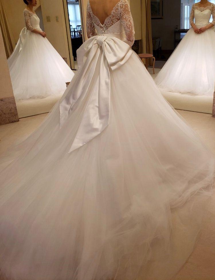 ボリューミードレス