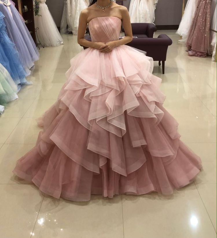 ふりふりドレス