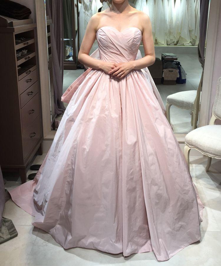こじはるデザインカラードレス