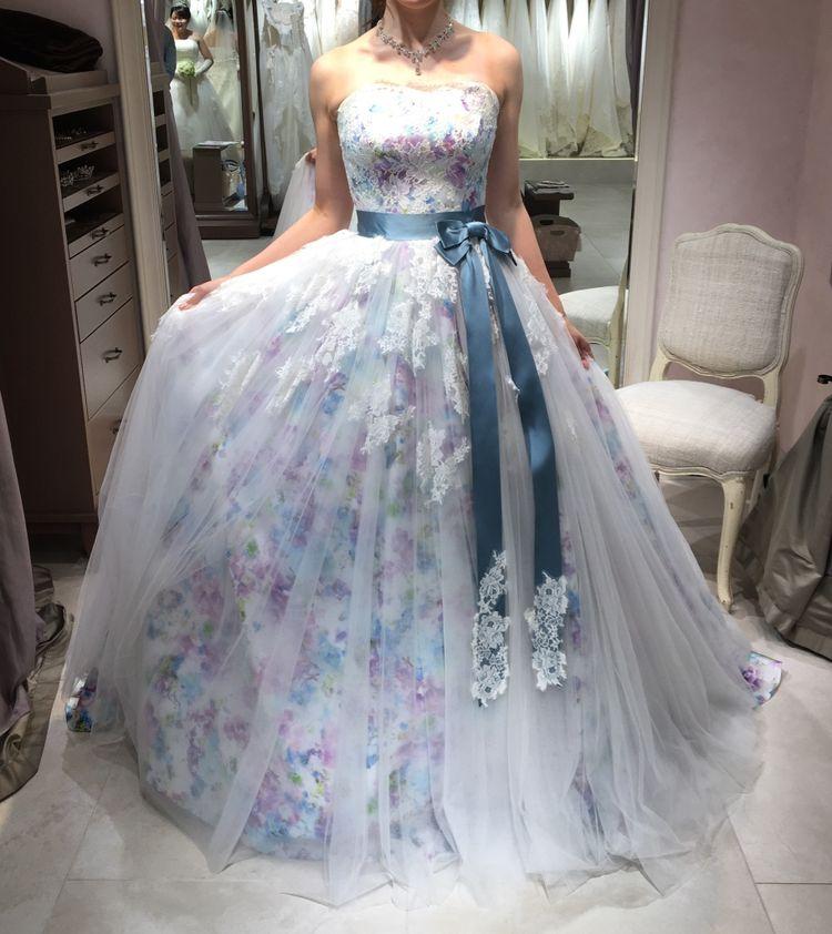 蜷川実花 さんのドレス