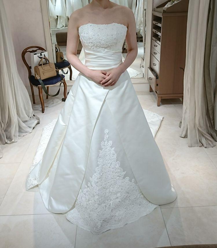 シンプル可愛いドレス