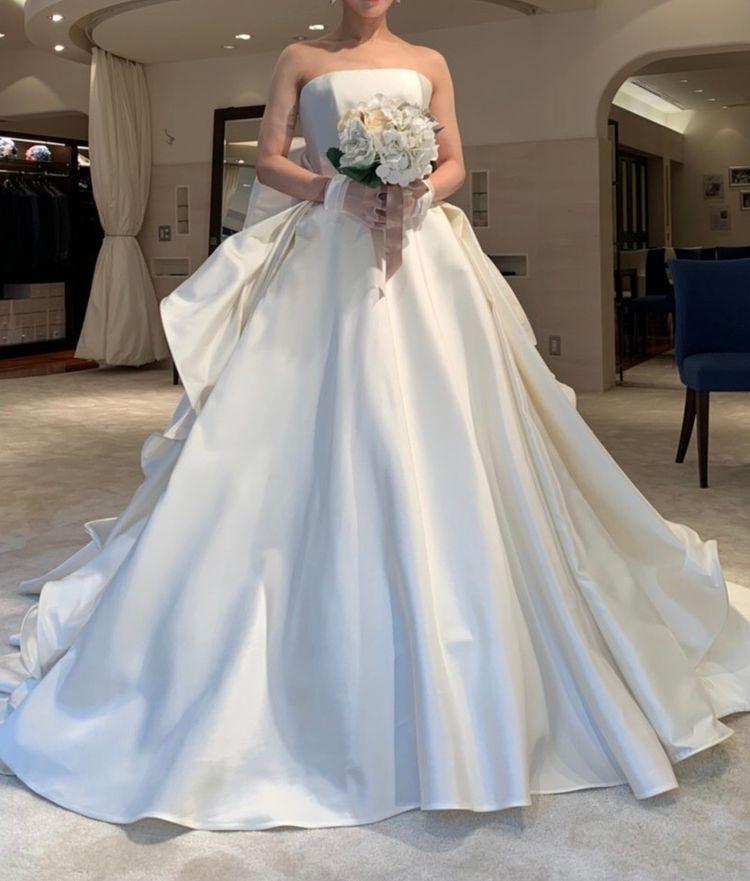 アントニオリーヴァのウェディングドレス