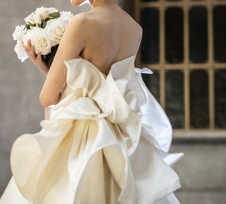 絶対に一度は着てみてほしいドレスです