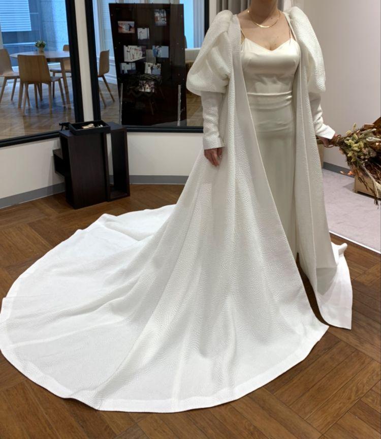 個性的なドレス