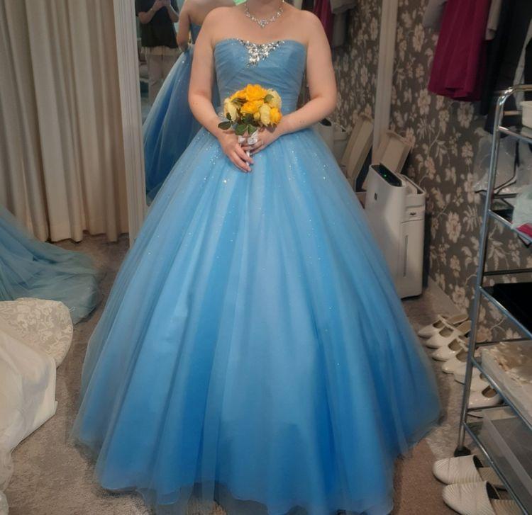 着た瞬間にしっくりきたドレス♡♡