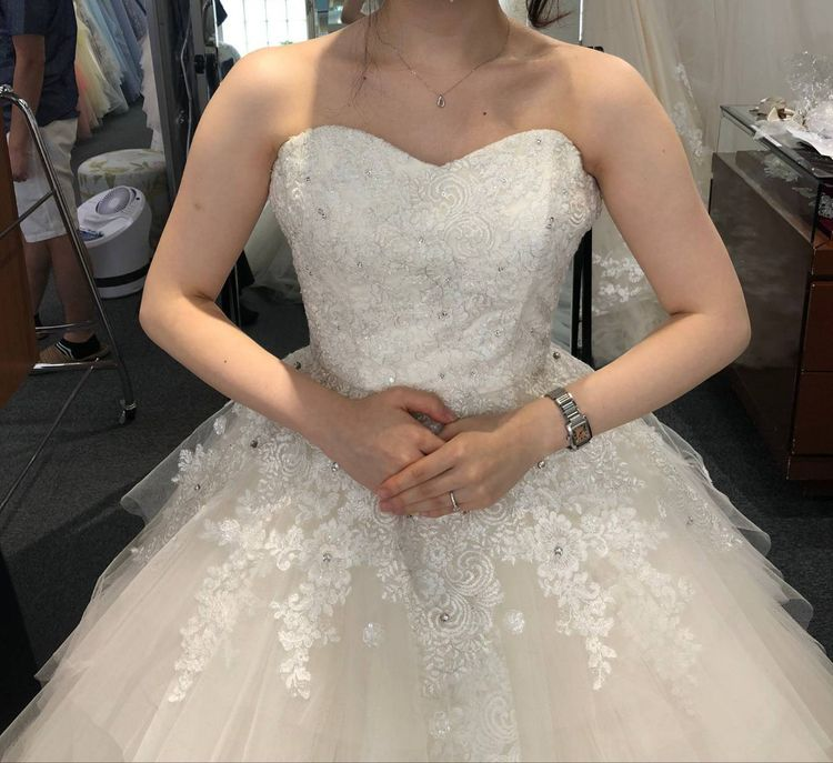 NATURAL BEAUTYドレス