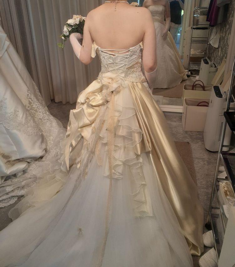 一目惚れした憧れのブランドドレス♥♥