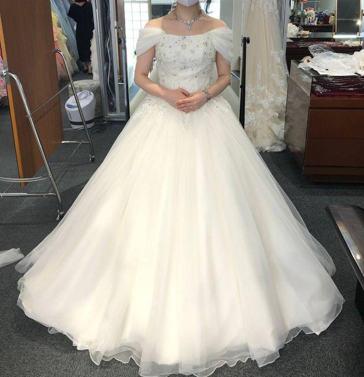 alohina moe ドレス