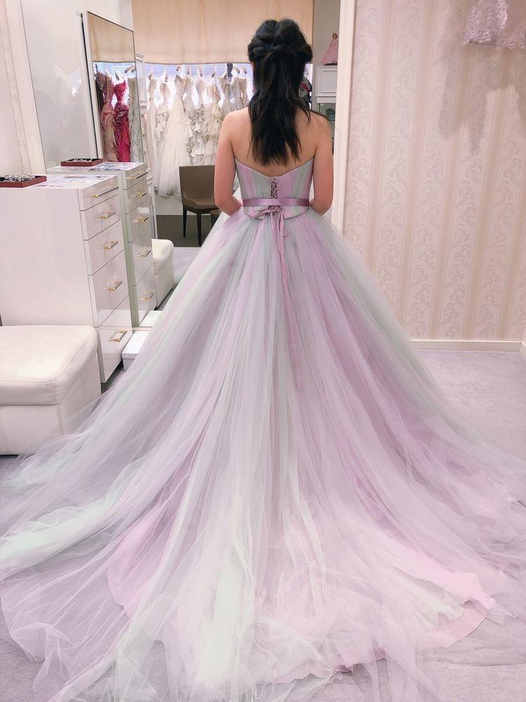 2wayで楽しめるドレス