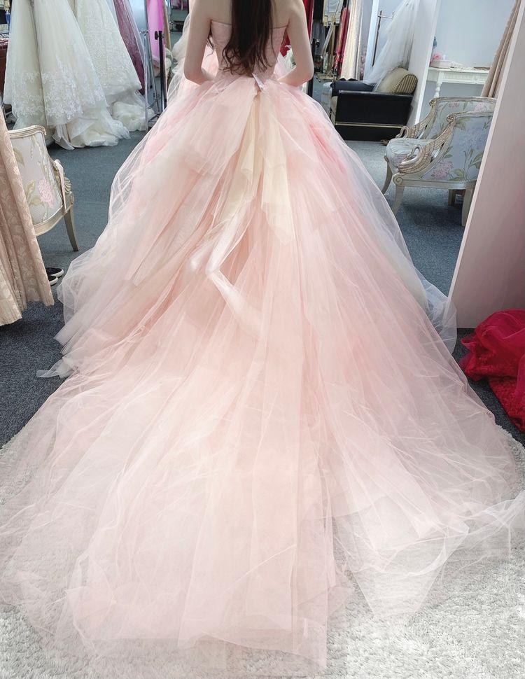 キヨコハタのプリンセスドレス