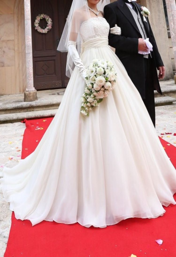 素敵なウエディングドレス