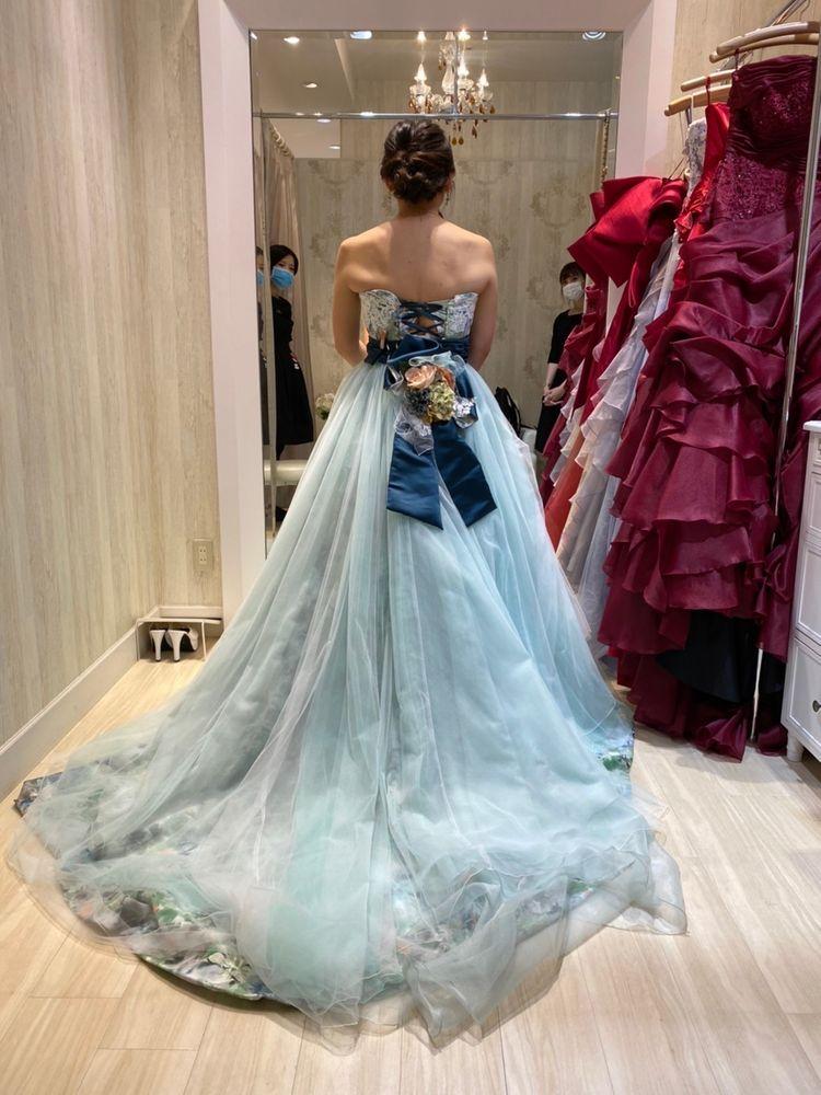 2wayにもできる優秀ドレス!