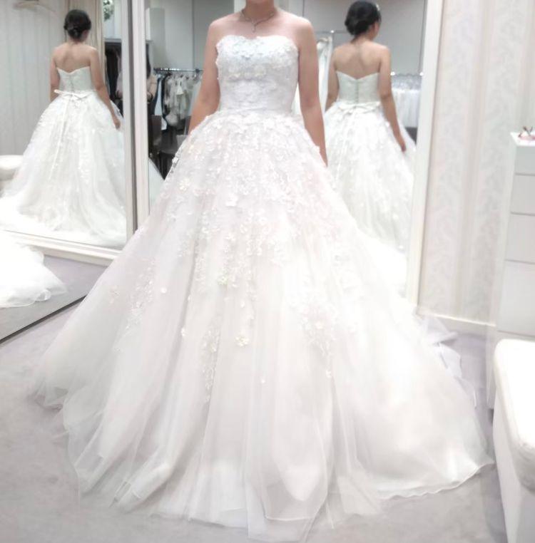 可愛らしい花嫁に仕上げたくれます