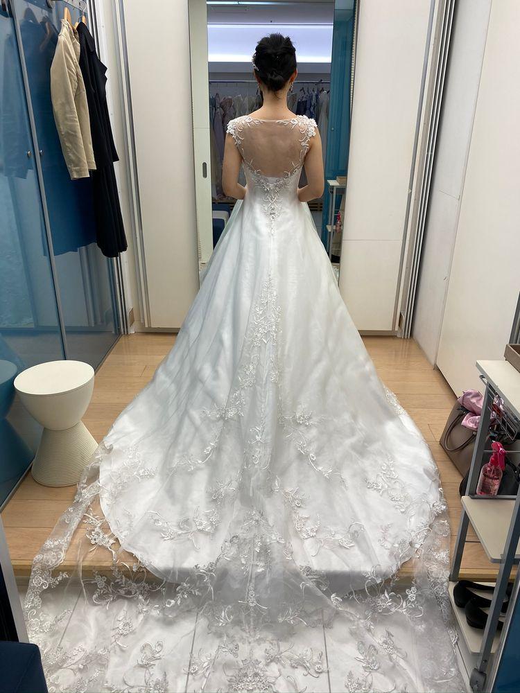 王室プリンセスのようなドレス