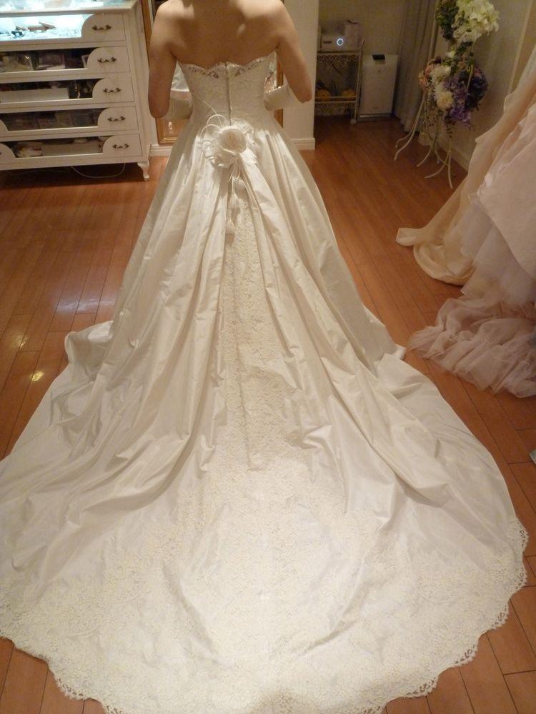 オーソドックスなドレス