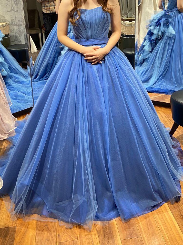 大人可愛いドレス
