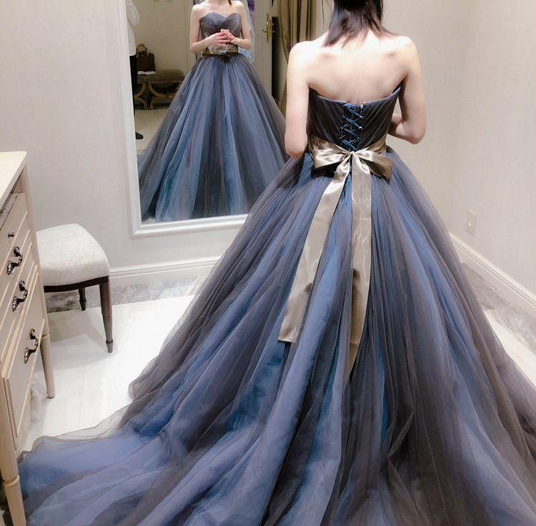 いいとこどりなドレス…!