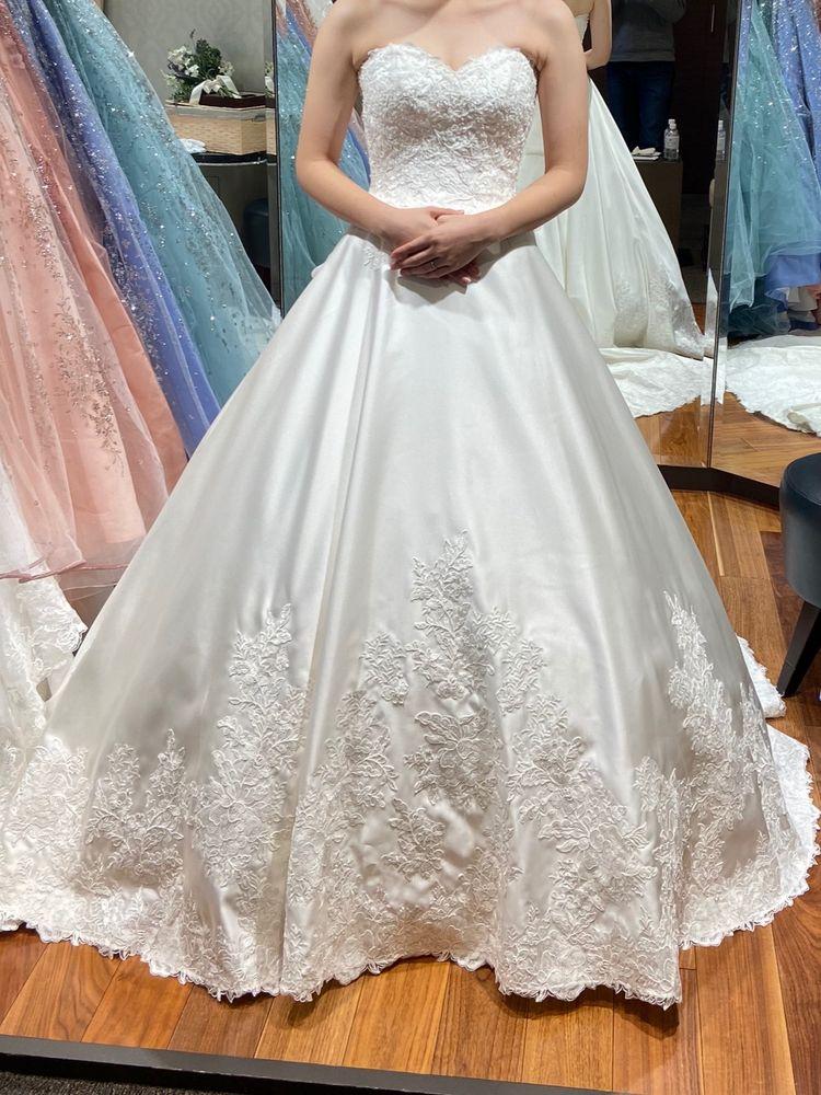 ハートカップドレス
