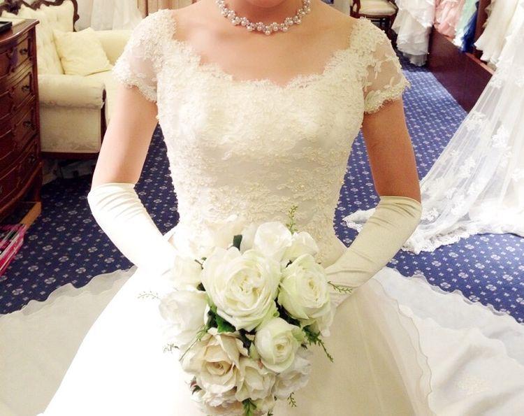 王道のエレガントドレス