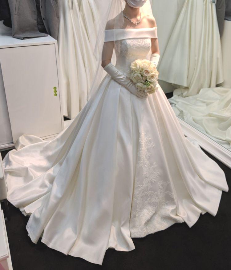 王道クラシカルドレス