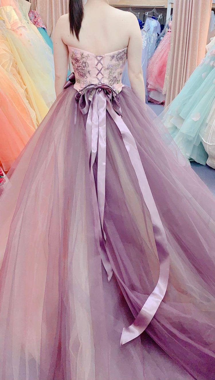 大人気のドレス!