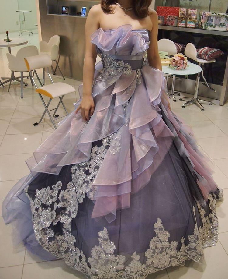 母が大絶賛した大人かわいいドレス