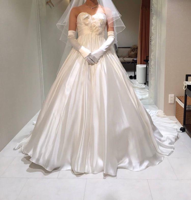 高級感あるドレス