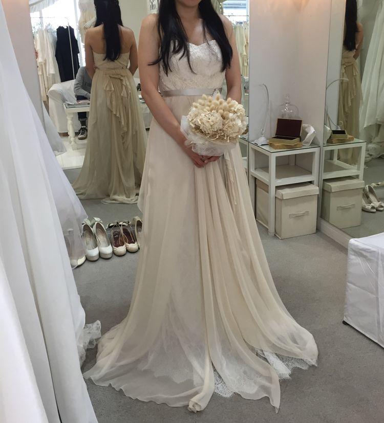 クリオマリアージュのアンティークドレス