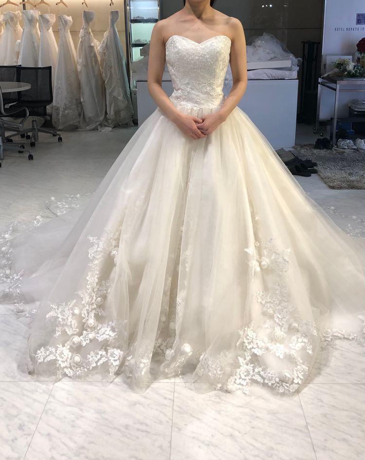 2wayのドレス