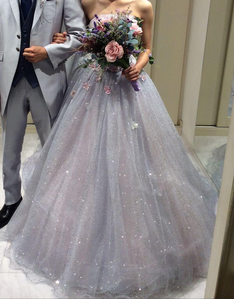 お花☆ほんわか可愛いドレス