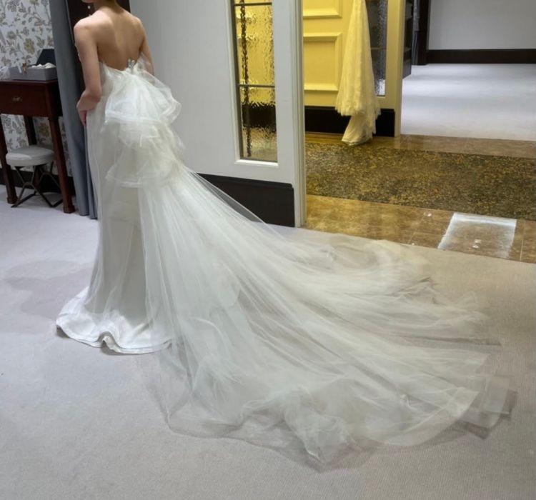 シンプルで可愛いドレス