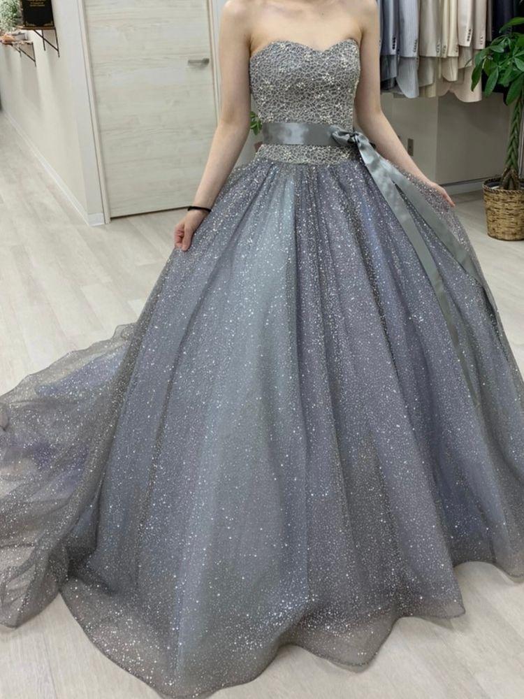 グリッタードレス好き必見
