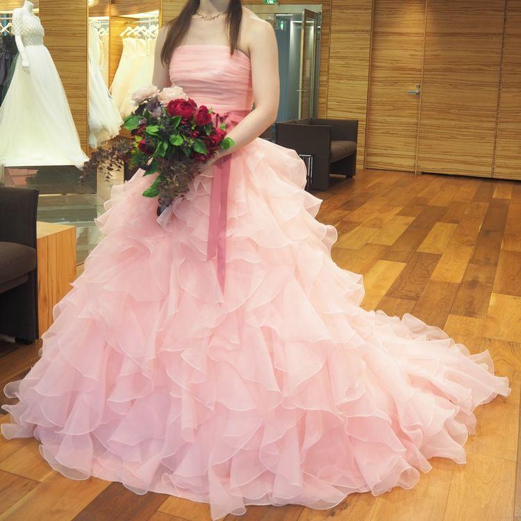 これぞ可愛い花嫁