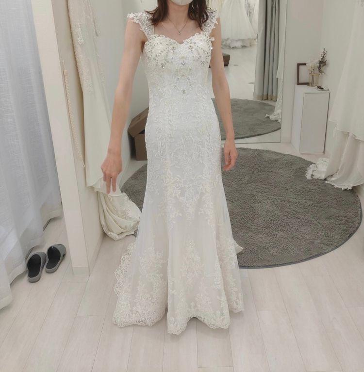 スタイルが様々に楽しめるマーメイドドレス