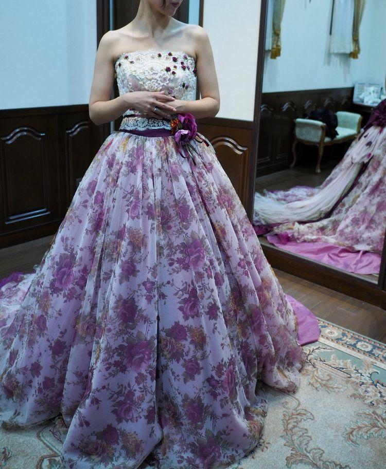 可愛い系ドレス