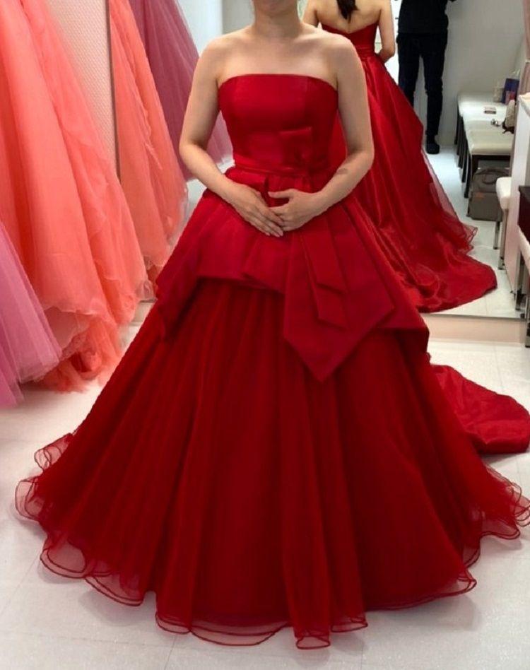 かっこいいドレス
