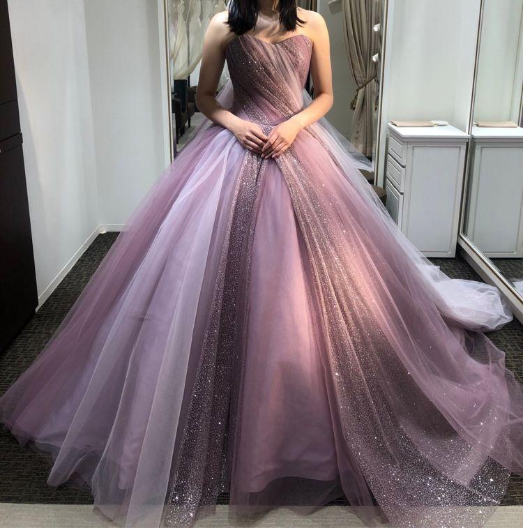 キヨコハタグリッタードレス