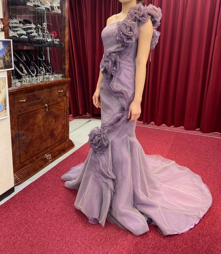 世界に一つだけのカラードレス