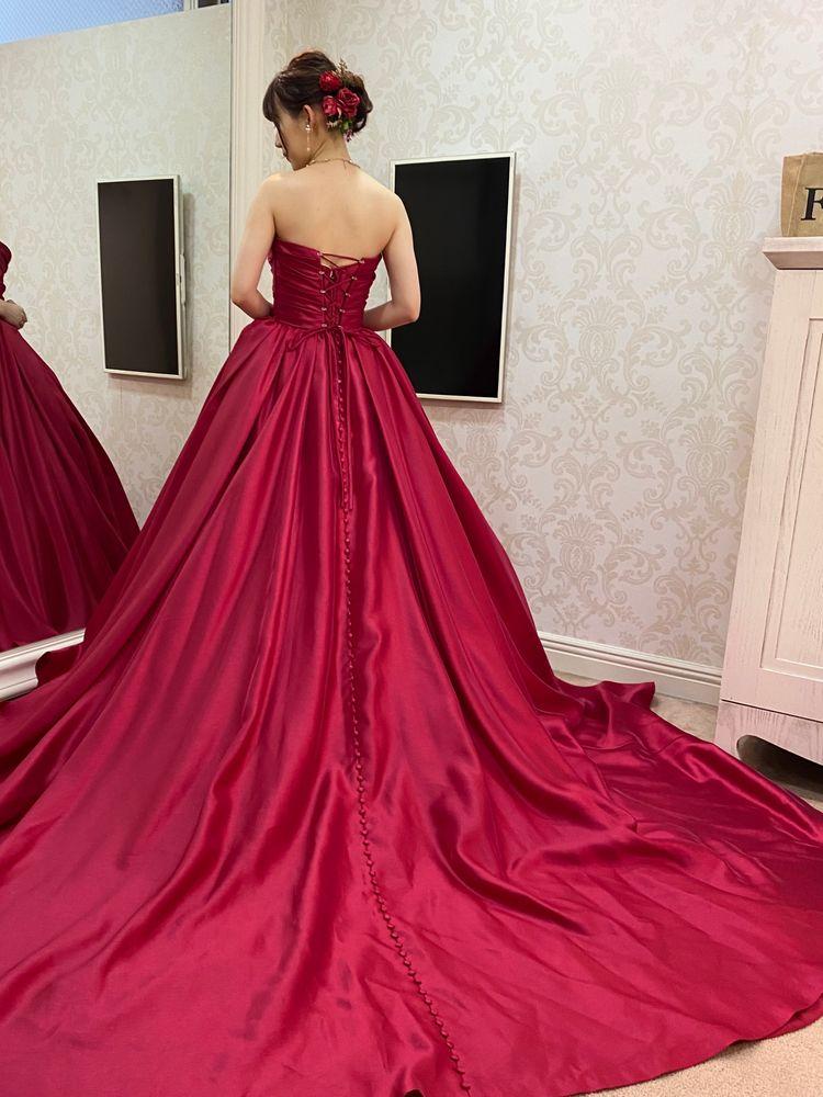 大人なドレス