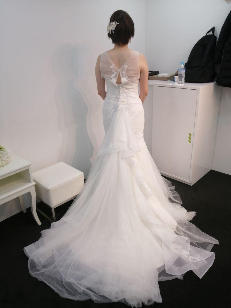 希望のドレス