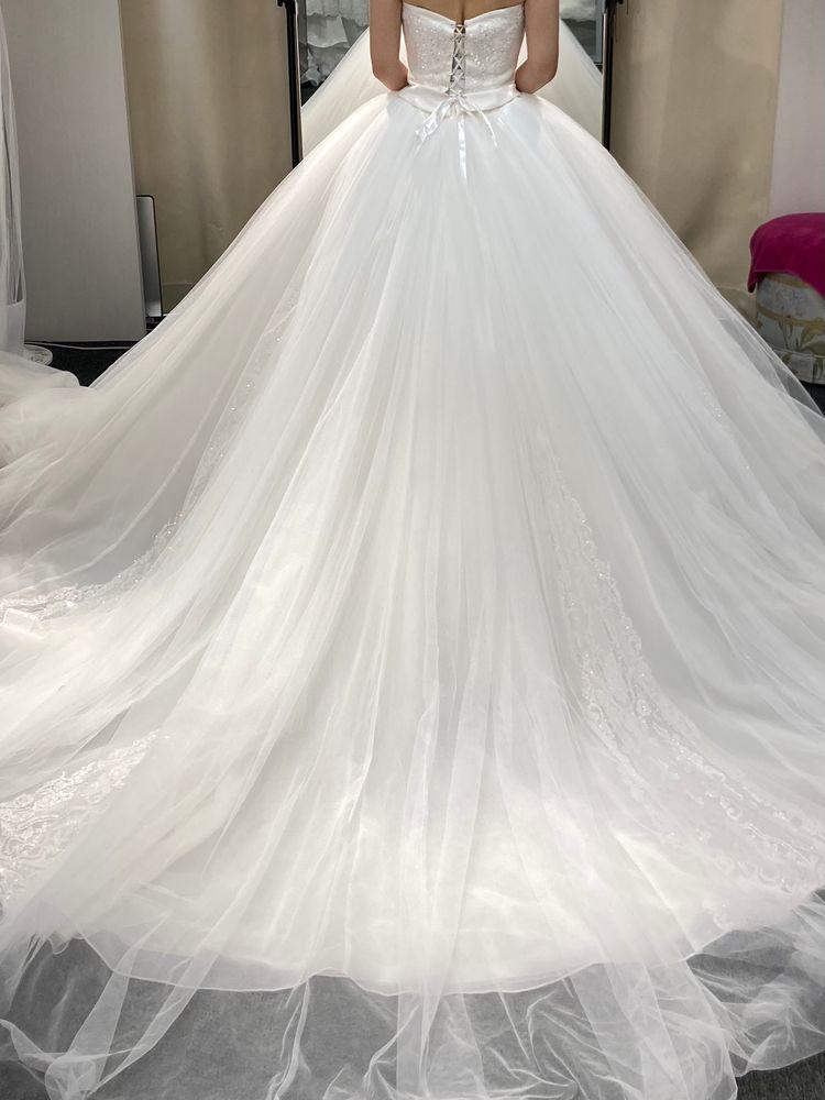 ふんわりプリンセスドレス