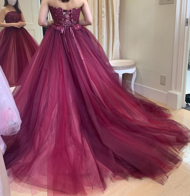 可愛いドレスが沢山!