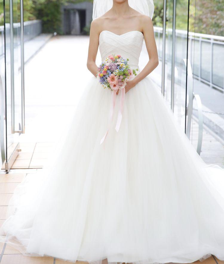 花嫁の憧れ、Vera Wangのバレリーナ
