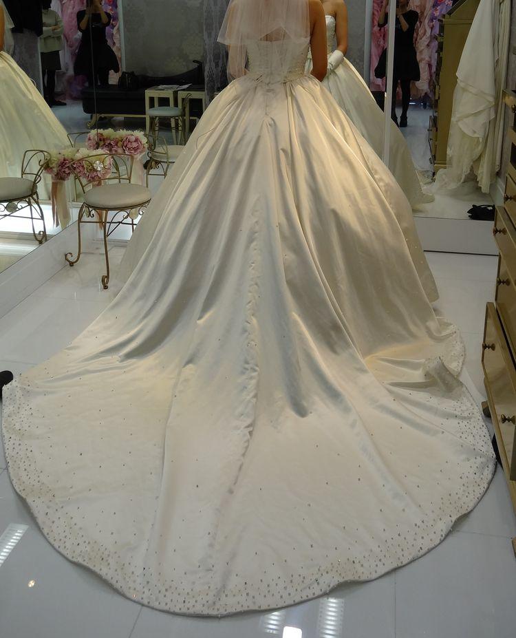 道端ジェシカプロデュースのドレス
