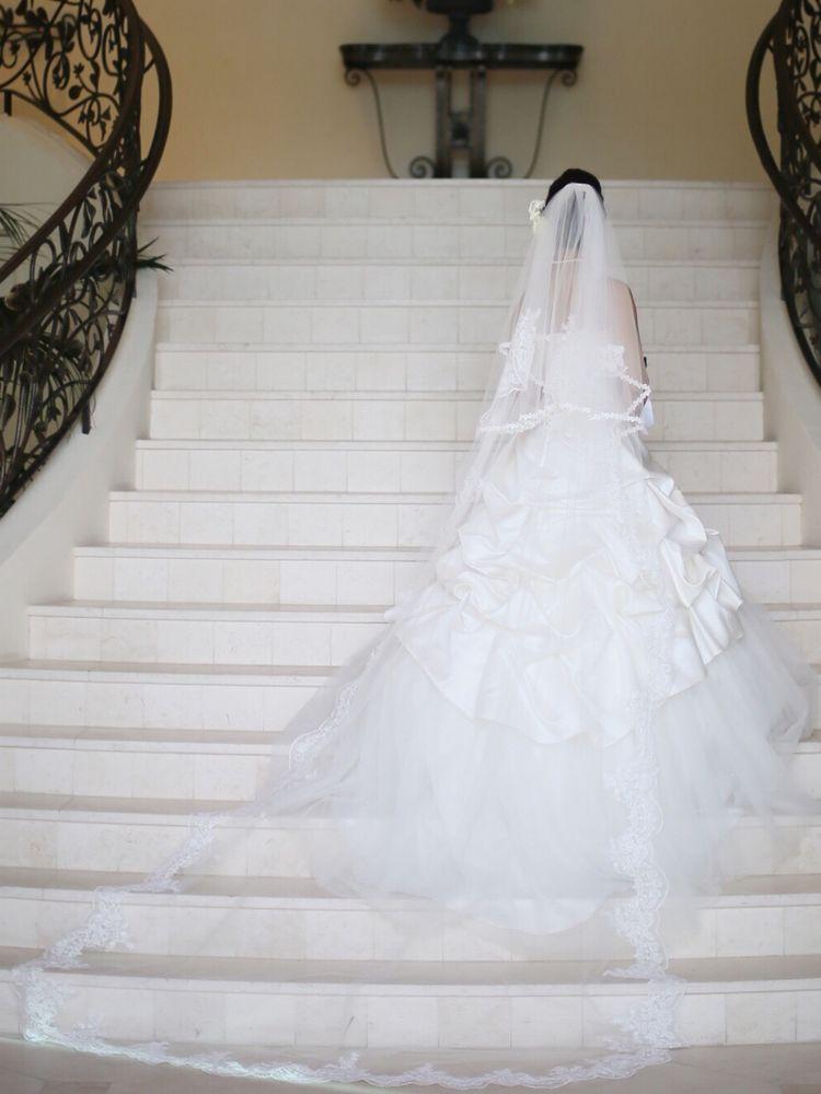 本当にこのドレスと巡り会えてよかった。